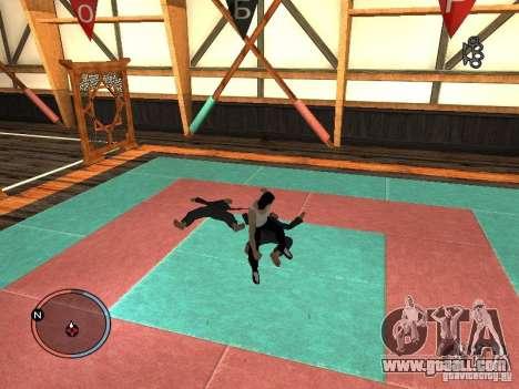 Bruce Lee Skin for GTA San Andreas sixth screenshot