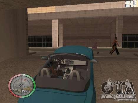 Car shop for GTA San Andreas fifth screenshot
