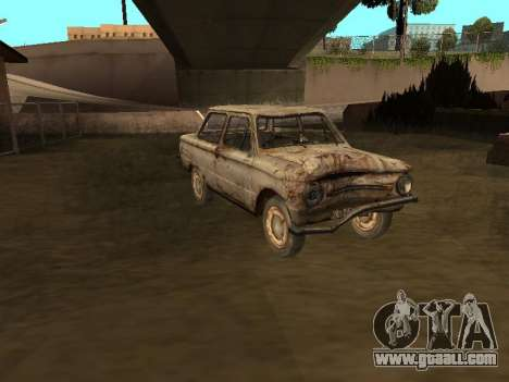 Zaporozhets of S.t.a.l.k.e.r. for GTA San Andreas