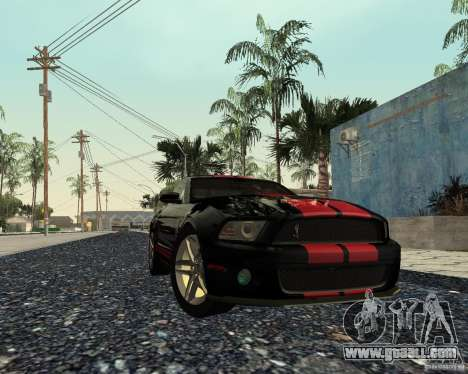 Star ENBSeries by Nikoo Bel SA-MP for GTA San Andreas second screenshot