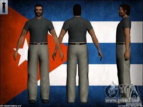 La Cosa Nostra mod for GTA San Andreas second screenshot