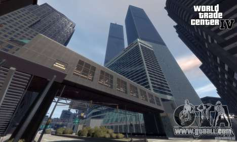 World Trade Center for GTA 4 second screenshot