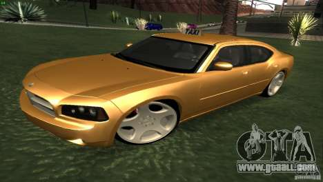Dodge Charger SRT8 Re-Upload for GTA San Andreas