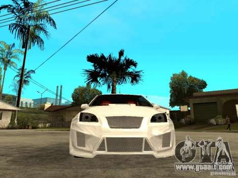 Ford Focus Tuned for GTA San Andreas right view