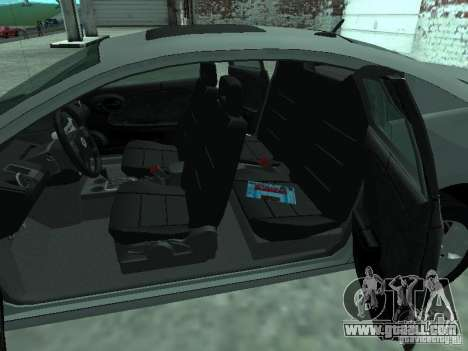 Saturn Ion Quad Coupe 2004 for GTA San Andreas side view