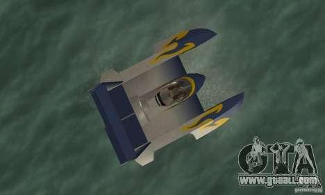 Hydrofoam for GTA San Andreas right view