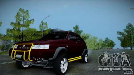 LADA 4 x 4 Tarzan for GTA San Andreas