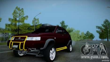 LADA 4 x 4 Tarzan for GTA San Andreas
