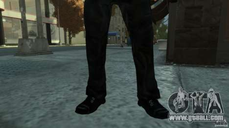 Metal Clothes Pack for GTA 4 forth screenshot