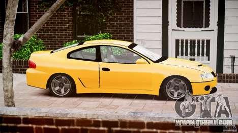 Pontiac GTO 2004 for GTA 4 back view
