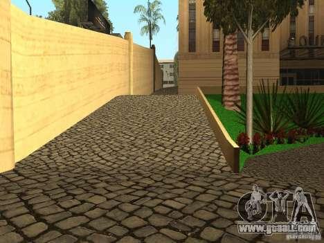 New hospital LAN for GTA San Andreas fifth screenshot