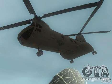 CH46 for GTA San Andreas