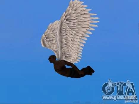 Wings for GTA San Andreas
