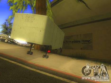 Trailer Odaz 794 for GTA San Andreas back left view
