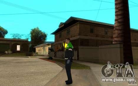 Russian paramedic ambulance for GTA San Andreas second screenshot