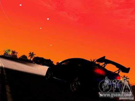 Mitsubishi Lancer EVO X Juiced2 HIN for GTA San Andreas side view