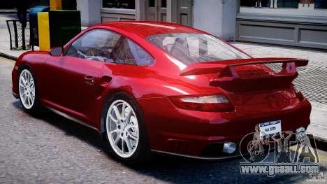 Posrche 911 GT2 for GTA 4 right view