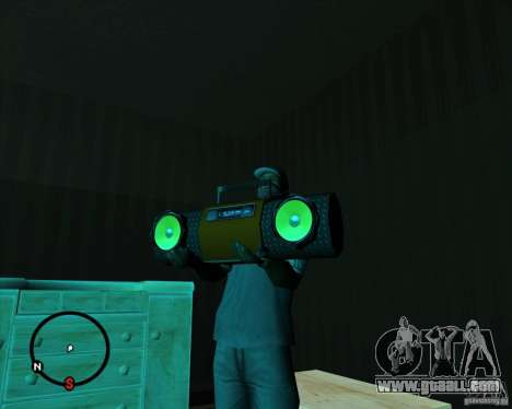 Go to any House for GTA San Andreas forth screenshot