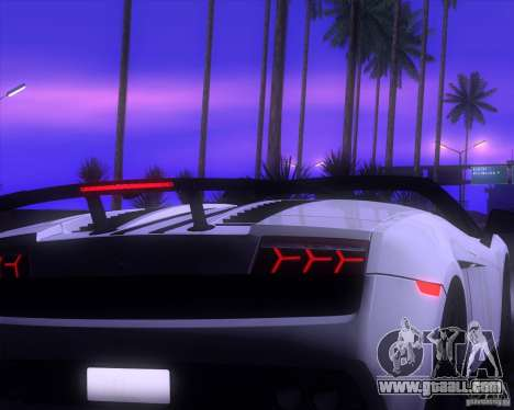 ENBSeries by LeRxaR v4.0 for GTA San Andreas fifth screenshot