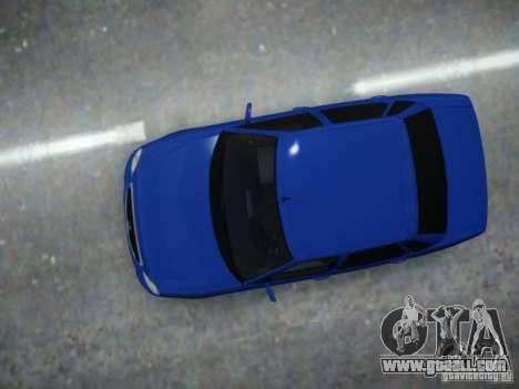 LADA 2170 Priora for GTA 4 right view