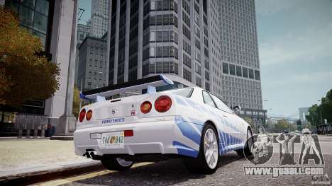 Realistic ENBSeries V1.2 for GTA 4 forth screenshot