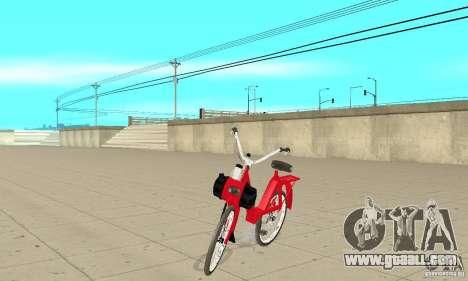 Solex for GTA San Andreas