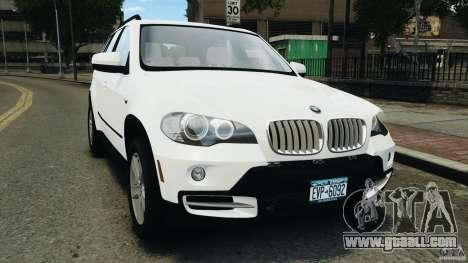 BMW X5 xDrive48i Security Plus for GTA 4