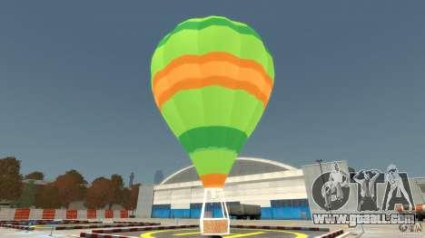 Balloon Tours option 10 for GTA 4