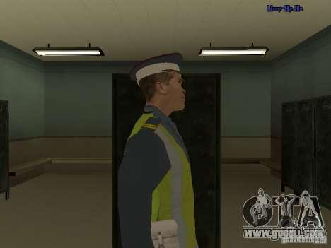 Inspector DPS for GTA San Andreas third screenshot
