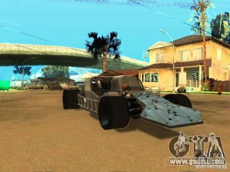 Fast & Furious 6 Flipper Car for GTA San Andreas