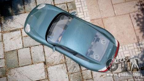 Porsche 911 (996) Carrera 4S for GTA 4 right view