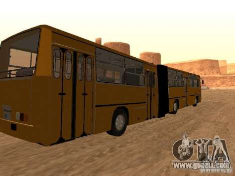IKARUS 280.33 for GTA San Andreas back left view