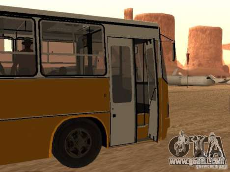 IKARUS 280.46 for GTA San Andreas left view