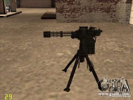 Turrel′ for GTA San Andreas third screenshot