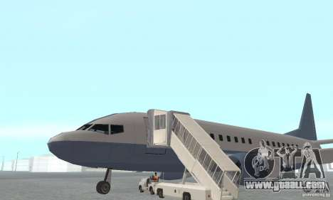 Airport Vehicle for GTA San Andreas forth screenshot