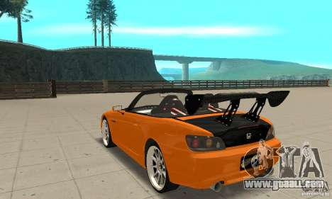 Honda Amuse R1 AP1 S2000 for GTA San Andreas