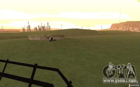 New desert for GTA San Andreas tenth screenshot