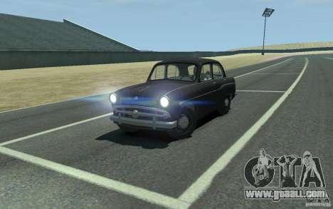 Moskvitch 407 v2.0 for GTA 4