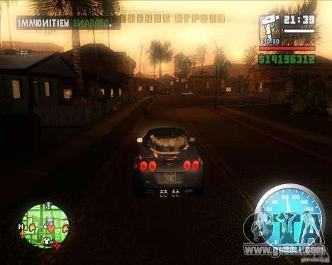 MadDriver s ENB v.3.1 for GTA San Andreas third screenshot