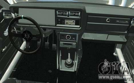 Vaz Lada 2107 Drift for GTA San Andreas upper view