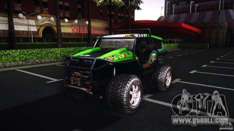 Tiger 4x4 for GTA San Andreas