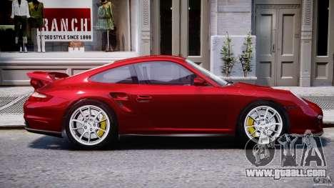 Posrche 911 GT2 for GTA 4 side view