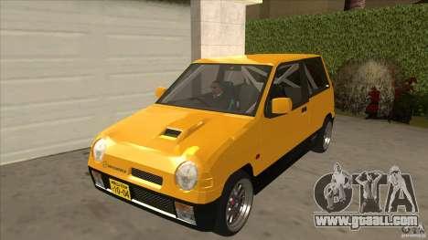 Suzuki Alto Euro for GTA San Andreas