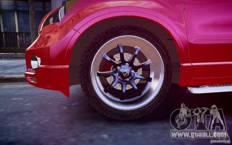 Honda CR-V Light Tuning for GTA 4 side view