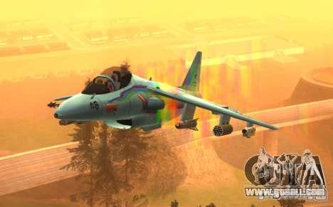 RainbowDash Hydra for GTA San Andreas