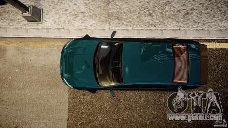 Subaru Legacy B4 GT for GTA 4 right view