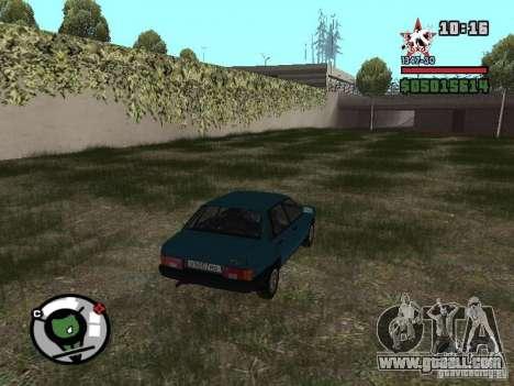 Todas Ruas v3.0 (San Fierro) for GTA San Andreas forth screenshot