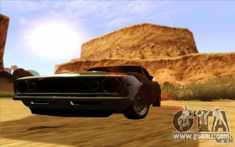 ENBSeries HD for GTA San Andreas forth screenshot