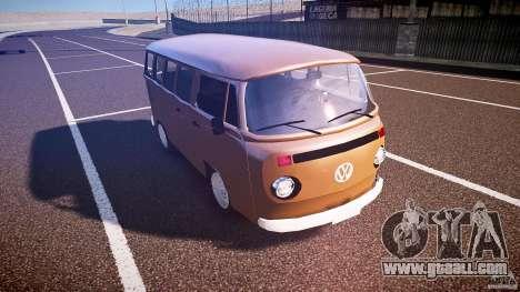 Volkswagen Kombi Bus for GTA 4