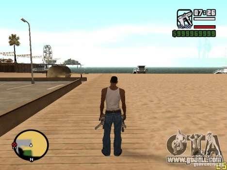 Change the zoom radar for GTA San Andreas third screenshot